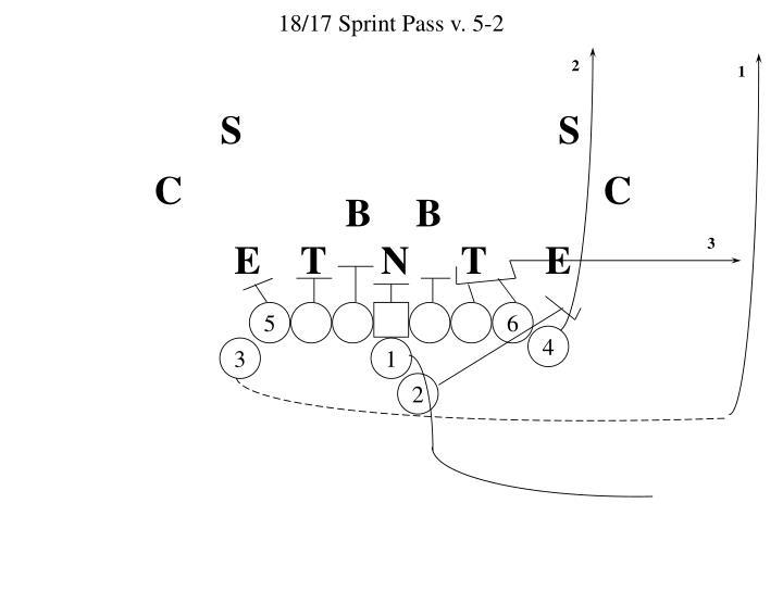 18/17 Sprint Pass v. 5-2