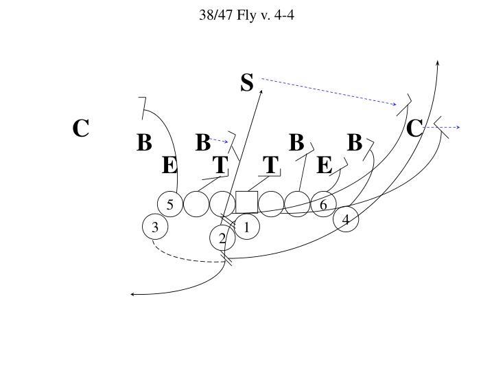 38/47 Fly v. 4-4