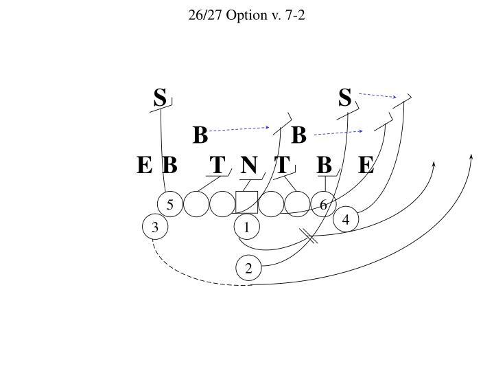 26/27 Option v. 7-2