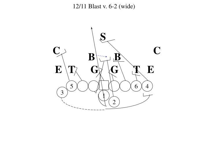 12/11 Blast v. 6-2 (wide)