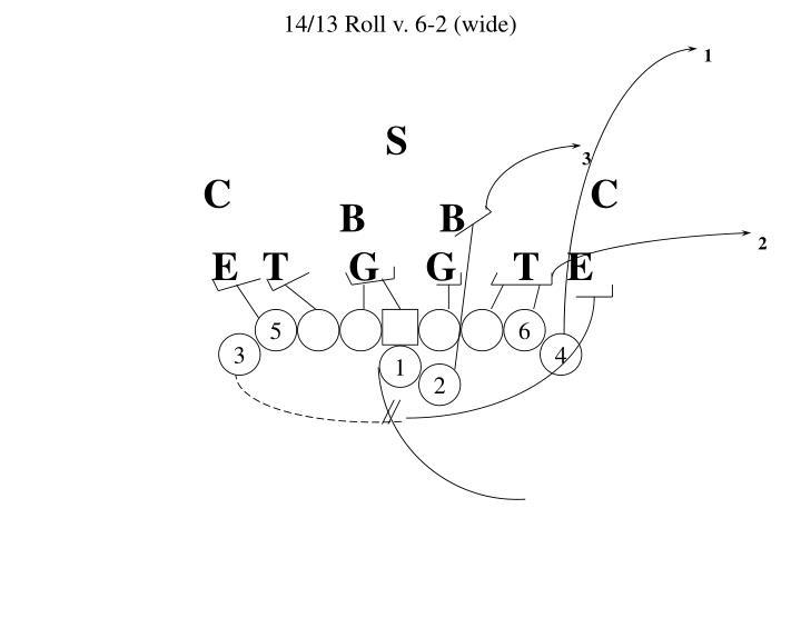 14/13 Roll v. 6-2 (wide)