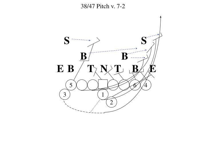 38/47 Pitch v. 7-2
