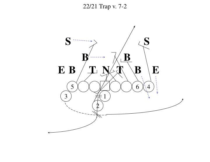 22/21 Trap v. 7-2
