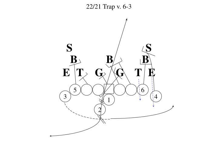 22/21 Trap v. 6-3