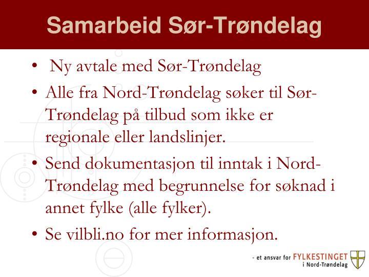 Samarbeid Sør-Trøndelag