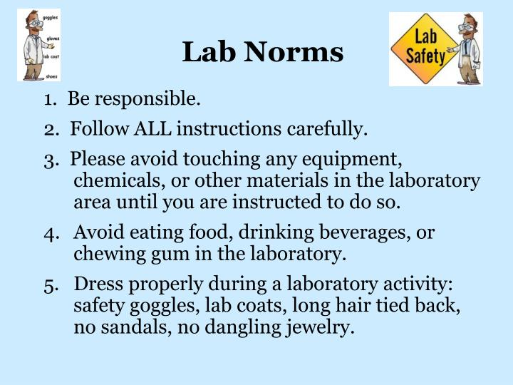 Lab Norms