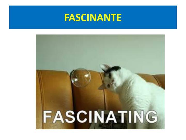 FASCINANTE