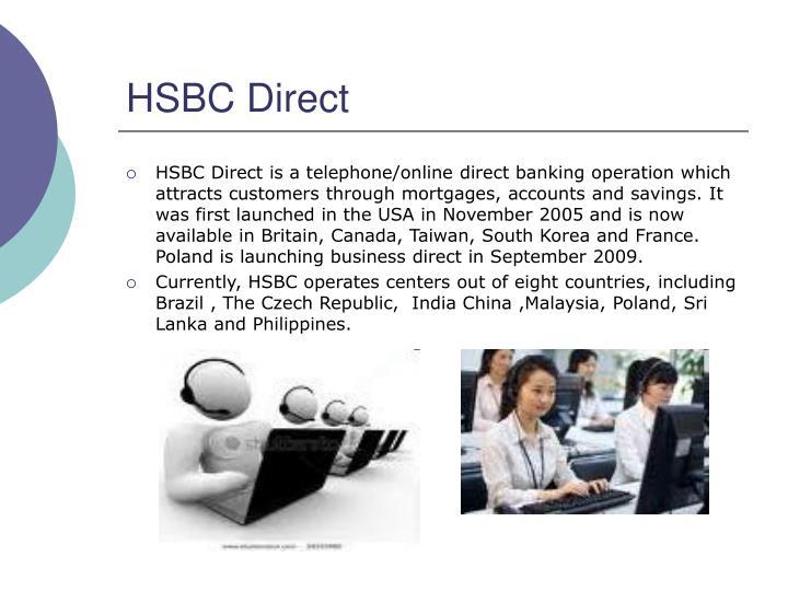 HSBC Direct
