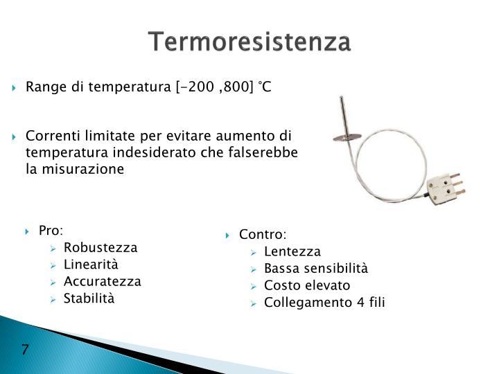 Termoresistenza