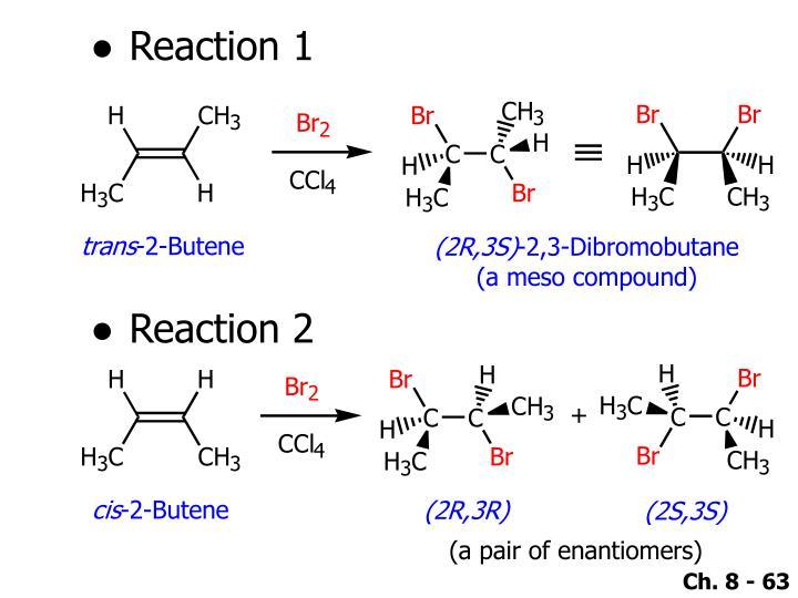 Reaction 1