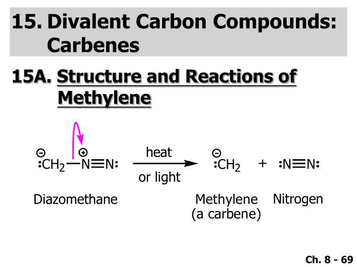 Divalent Carbon Compounds: