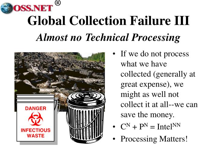 Global Collection Failure III
