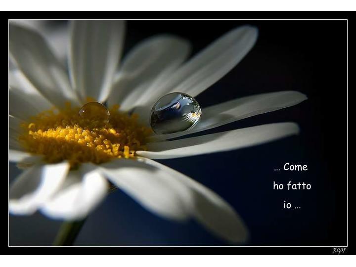 … Come