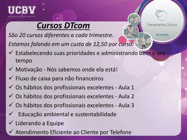 Cursos DTcom