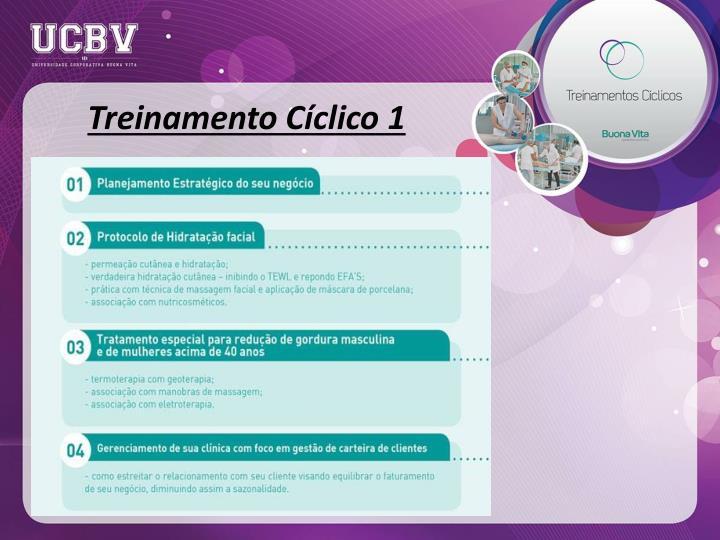 Treinamento Cíclico 1