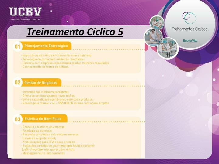 Treinamento Cíclico 5