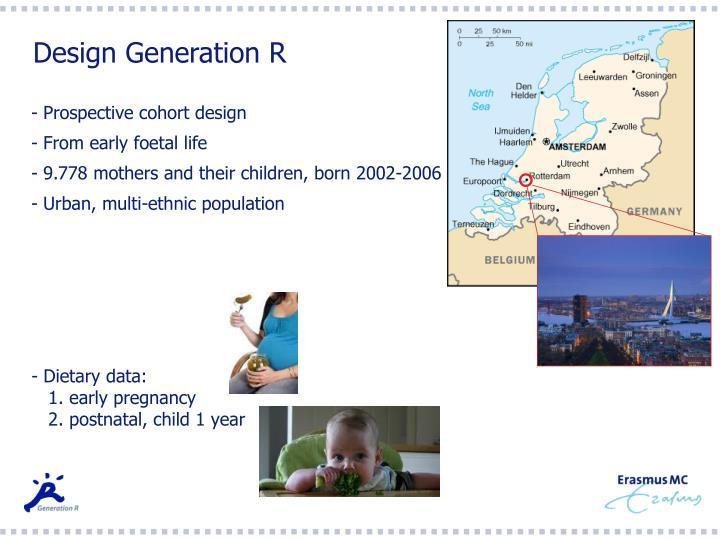 Design Generation R