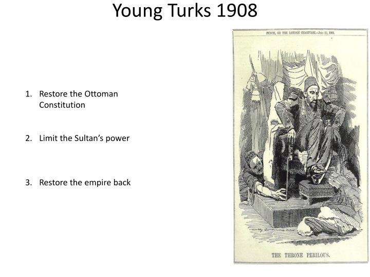 Young Turks 1908
