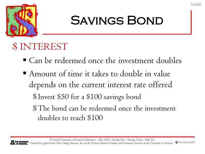 Savings Bond