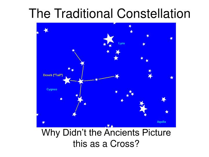 The Traditional Constellation