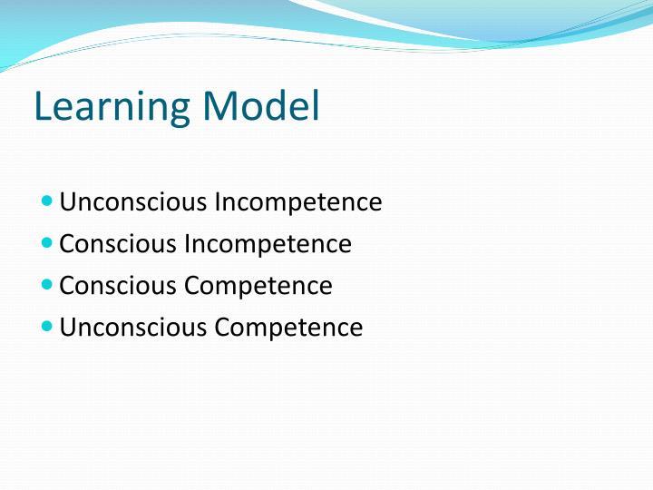 Learning Model