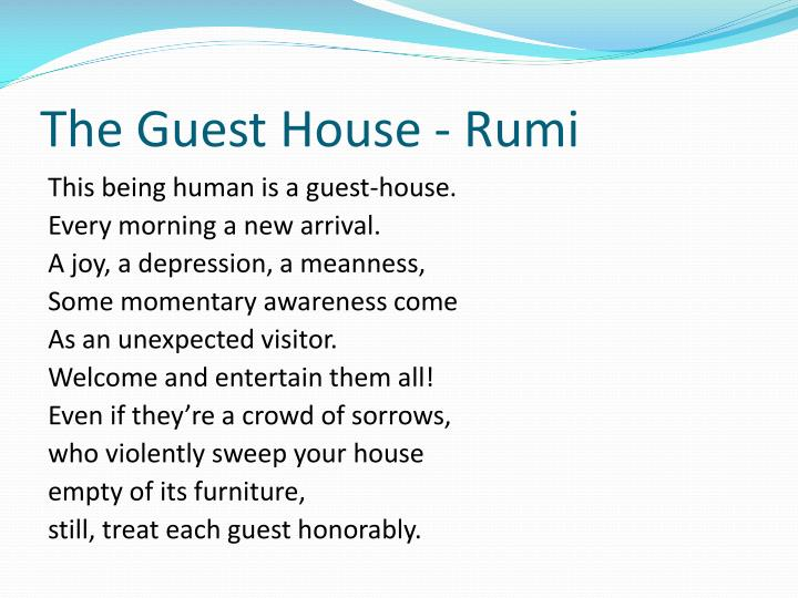 The Guest House -