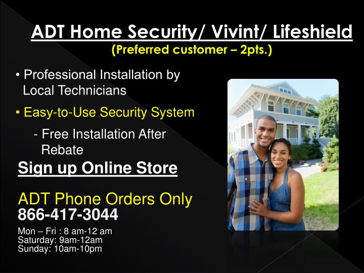 ADT Home Security/