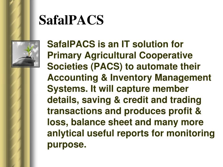 SafalPACS