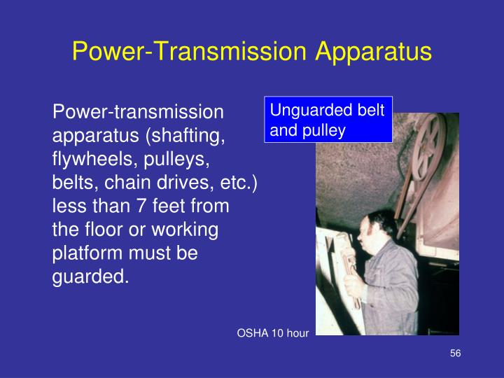 Power-Transmission Apparatus