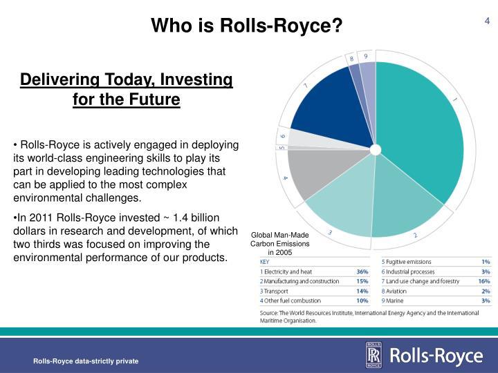 Who is Rolls-Royce?