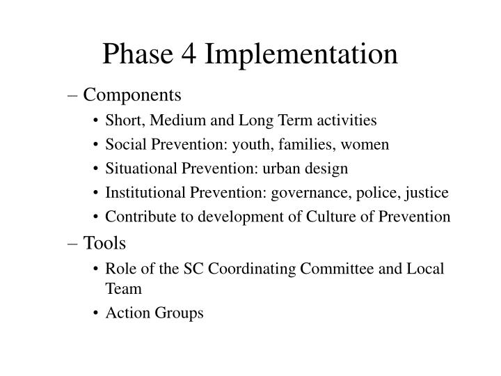 Phase 4 Implementation