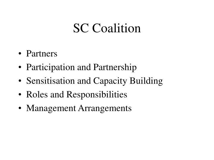 SC Coalition