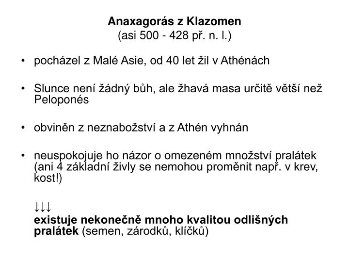Anaxagorás