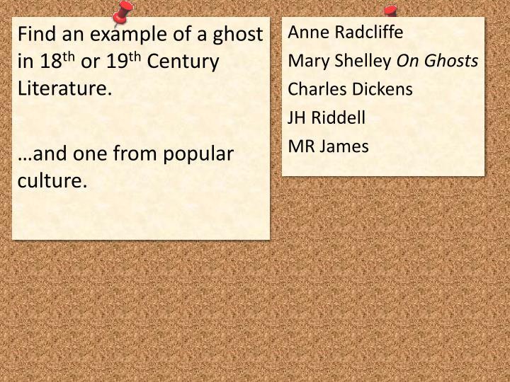 Anne Radcliffe
