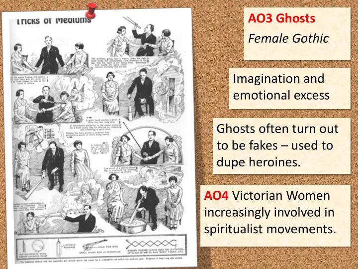 AO3 Ghosts