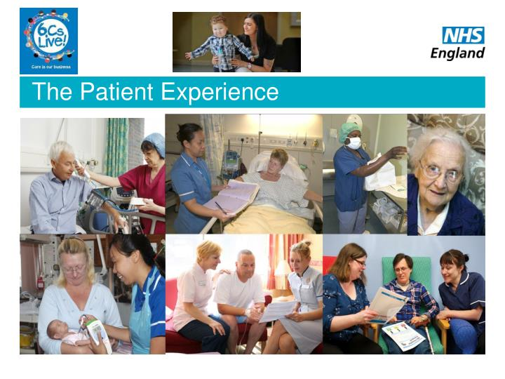 The Patient Experience