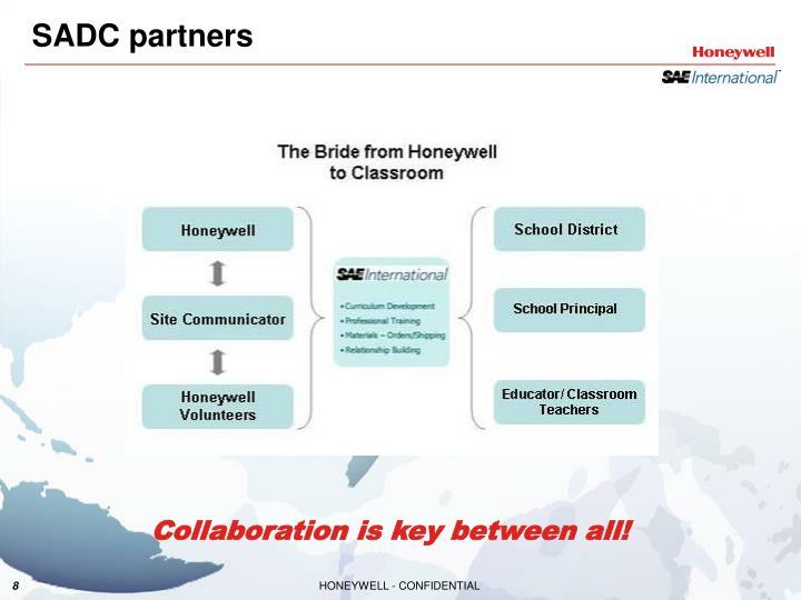 SADC partners