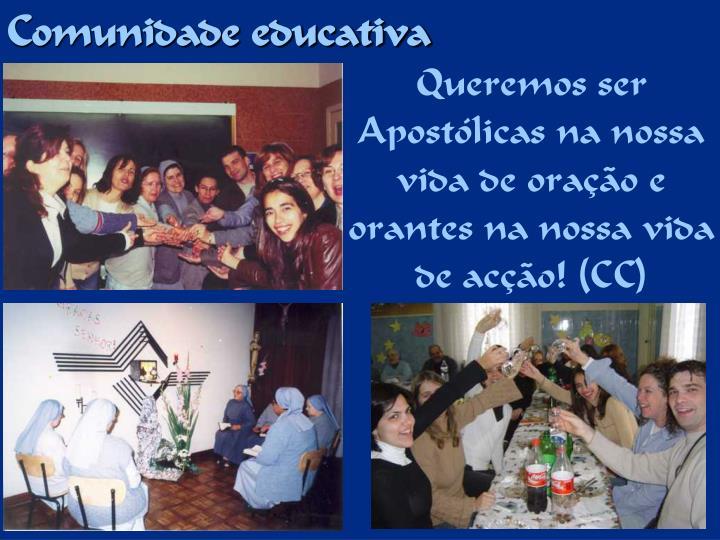 Comunidade educativa
