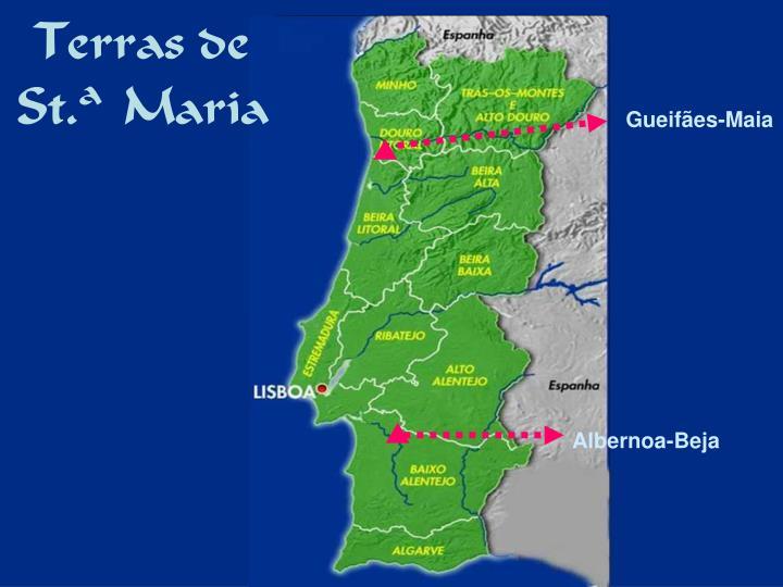 Terras de St.ª Maria