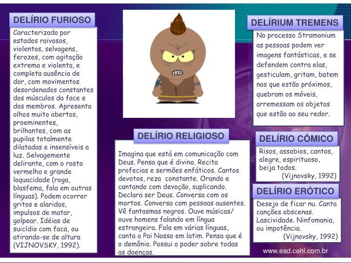 DELÍRIO FURIOSO