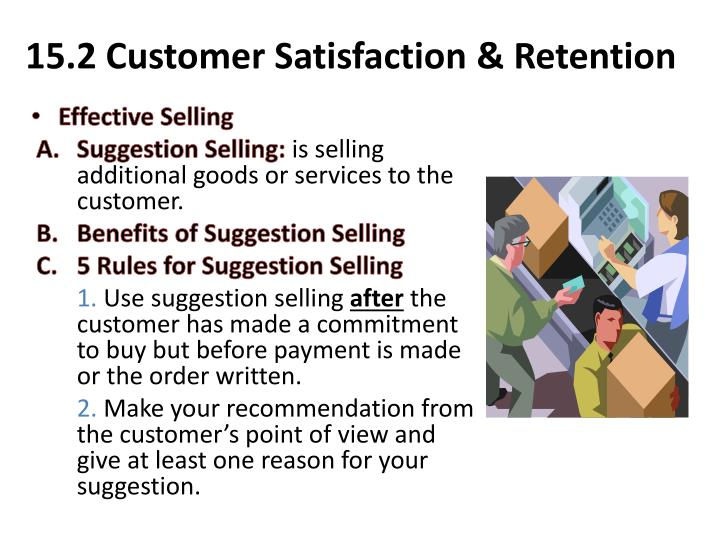 15 2 customer satisfaction retention