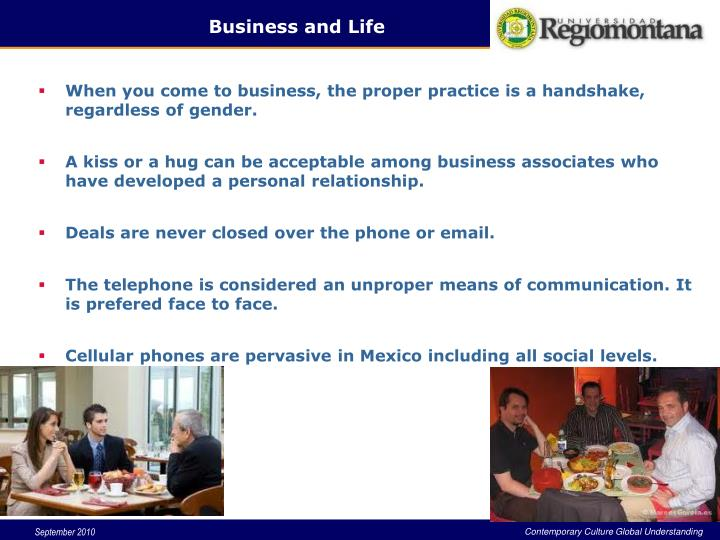 Business and Life