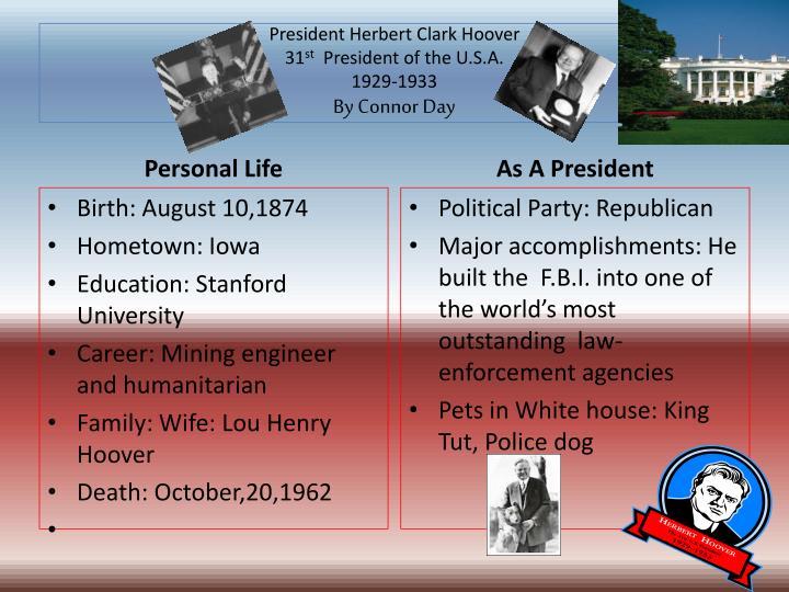 President Herbert