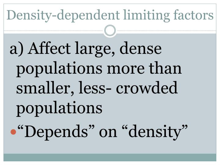 PPT - Population Density PowerPoint Presentation - ID:3131688