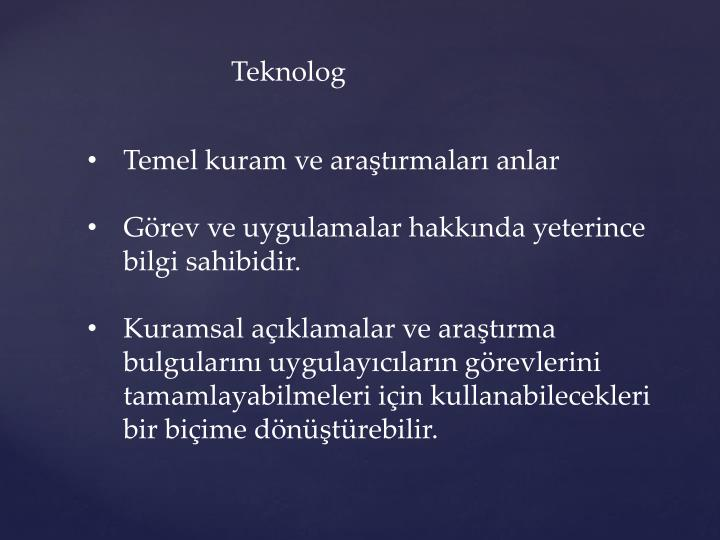 Teknolo