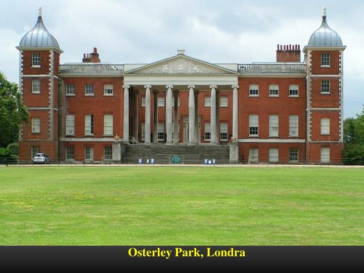 Osterley Park, Londra
