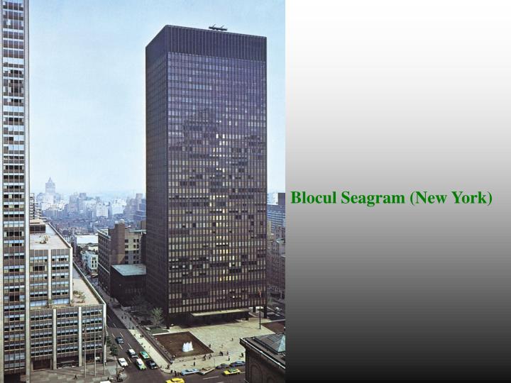 Blocul Seagram (New York)