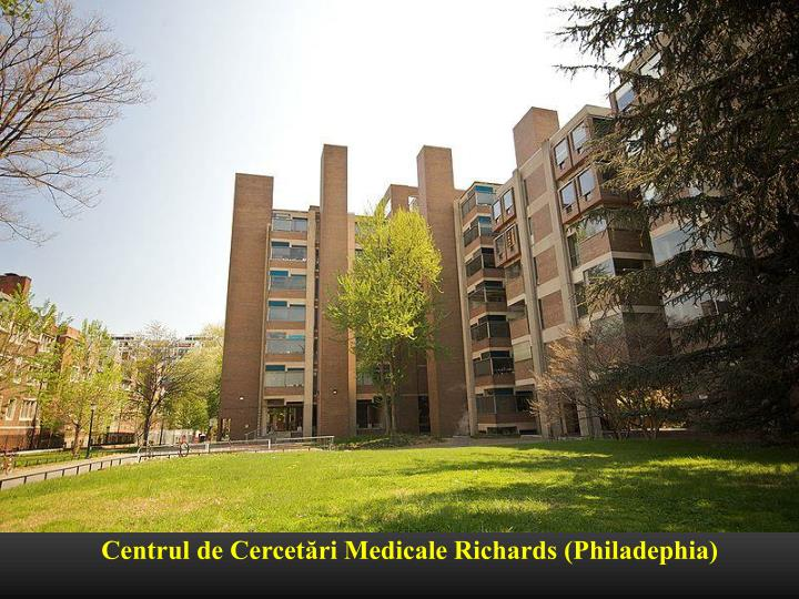 Centrul de Cercetări Medicale Richards (Philadephia)