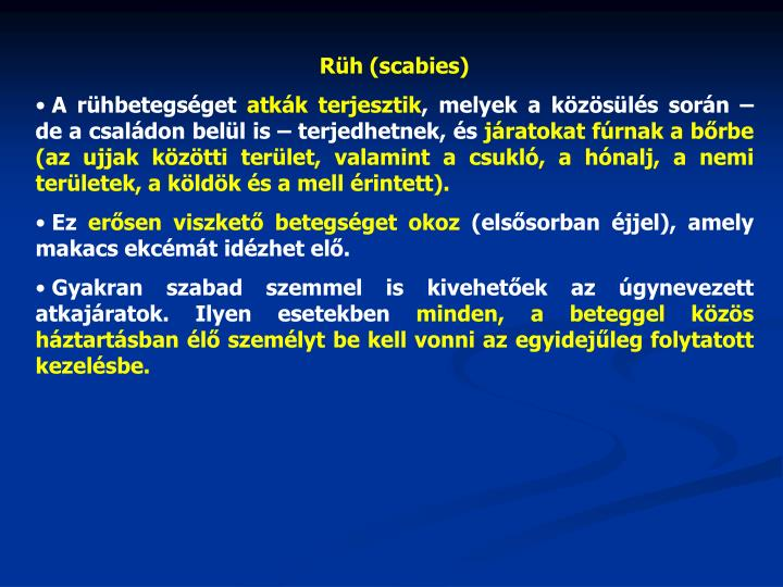 Rüh (scabies)