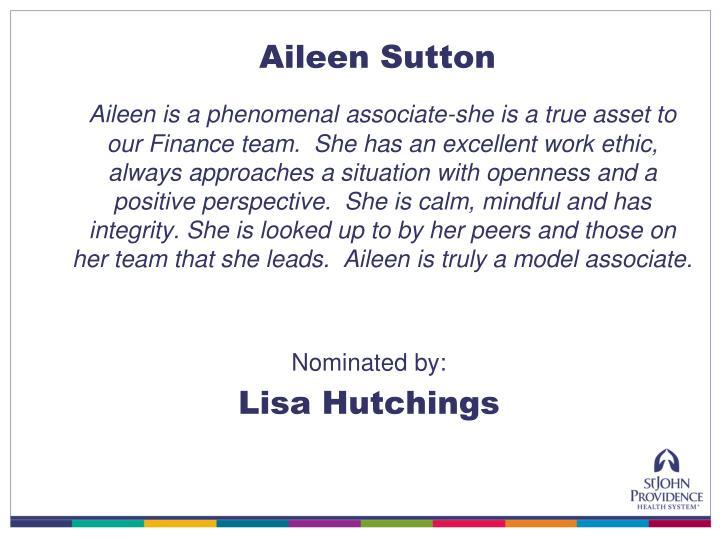 Aileen Sutton
